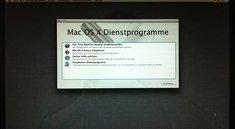 Anleitung: OS X Lion auf RAID-System installieren
