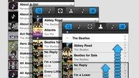 Panamp: Alternativer iOS-Musikplayer mit Gestensteuerung
