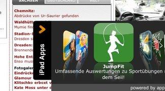 TabletTouch Ad – spezielles Werbeformat für das iPad