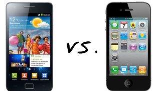 Samsung Galaxy S2: Begegnung der dritten Art