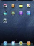 Das iPad im ersten Einsatz