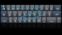 Swype für iOS: Jailbreak bringt Wisch-Tastatur