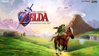 The Legend of Zelda: Ocarina of Time 3DS