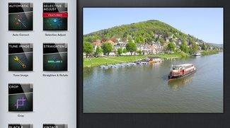 Test Snapseed: iPhone-/ iPad-Bildbearbeitung von Nik Software