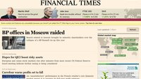 Apple wirft Financial Times aus dem App Store