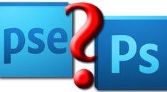 Photoshop CS5 und Photoshop Elements: ein Vergleich