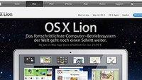 OS X Lion: Netzwerkfreigaben leicht gemacht