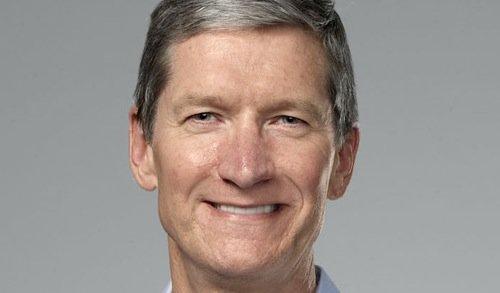Audio von Tim Cooks Rede bei Goldman Sachs verfügbar