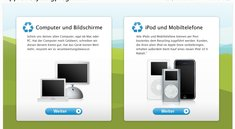 Apple-Recycling-Programm: Geld oder Gutschrift für alte Hardware