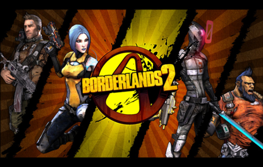 borderlands 2 klassen