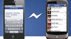 Facebook Messenger: Angriff auf iMessage, BlackBerry Messenger und Co.