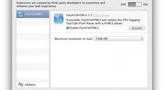 FlashToHTML5: Safari-Erweiterung macht YouTube- zu HTML5-Videos