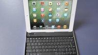 iPad 2-Tastatur TrekStor iGear agent im Test: fast durchgefallen