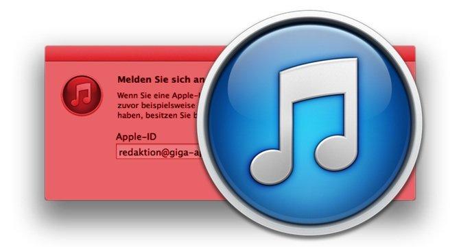 iTunes-Konto gehackt - Schutz