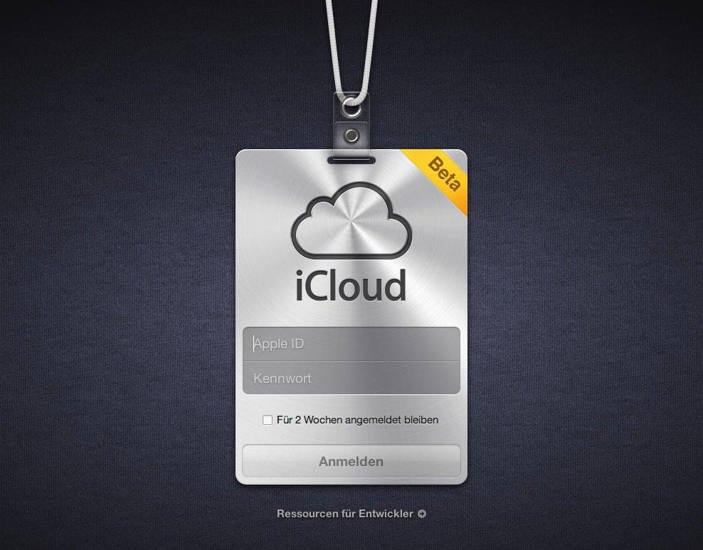 iCloud Beta: Was der Speicher kosten wird