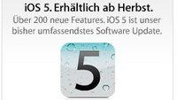 Apple-Event am 7. September: Handel erwartet iPhone 5 und iPod touch 5G