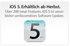 Apple-Event am 7. September: Handel erwartet iPhone 5 und iPod touch 5G