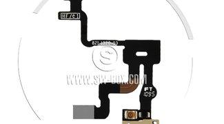 iPhone 5 und iPad 3: Mutmaßliche Bilder von Verkabelung aufgetaucht - 8-Megapixel-Kamera-Sensor steht bereit