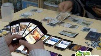 Tetris mit 18 iPads