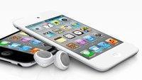 iPod touch 5G: Jetzt auch in Weiß und mit iMessage
