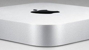 Mac mini (Ende 2014): Endlich ein neues Modell