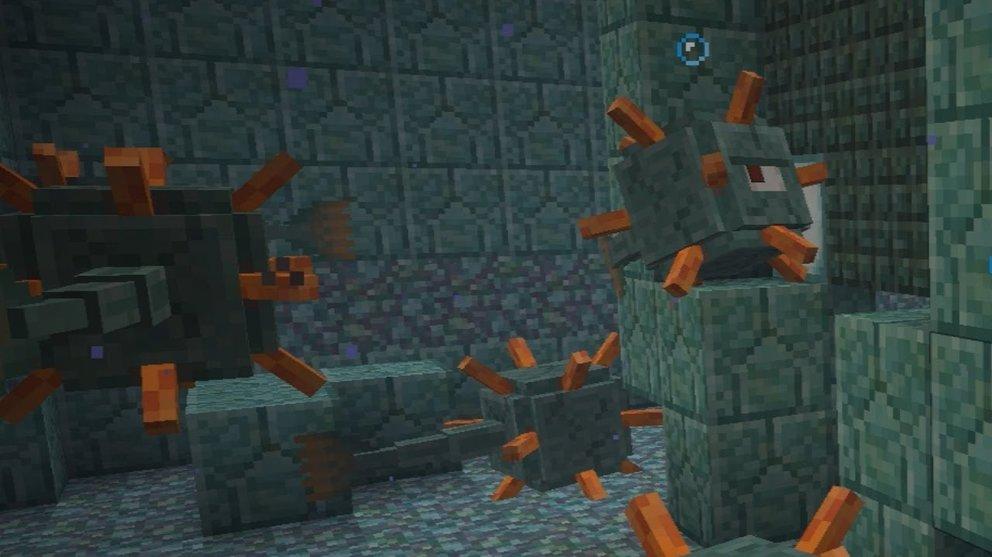 Minecraft 1.8: Unter dem Meer, unter dem Meer...