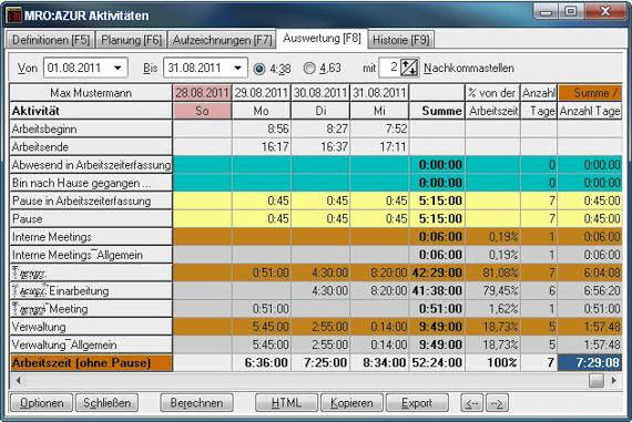 Arbeitszeiterfassung Die Einfachsten Methoden Unter Windows