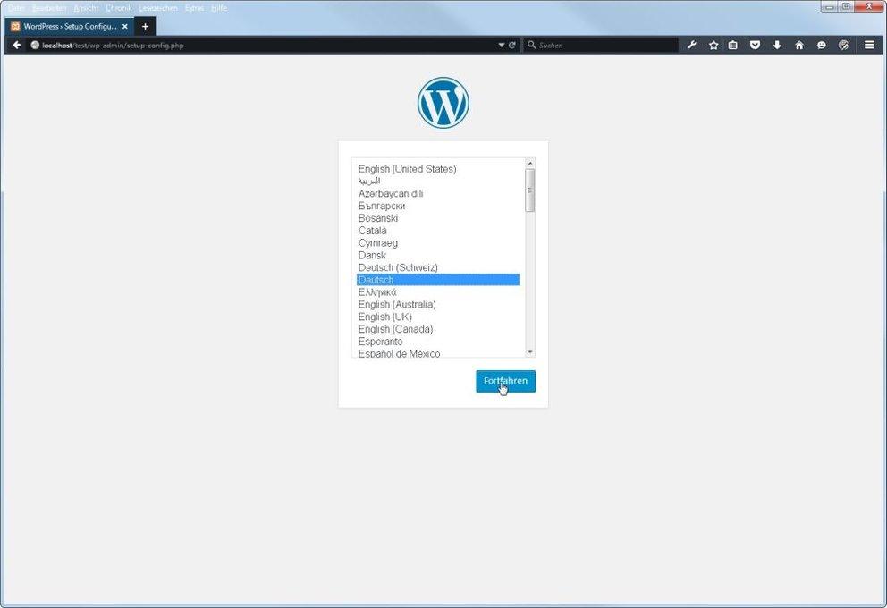 xampp-server-wordpress