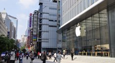 Big in China: Apple eröffnet größten Apple Store im Reich der Mitte