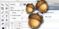 Acorn: Bildbearbeitung für Menschen