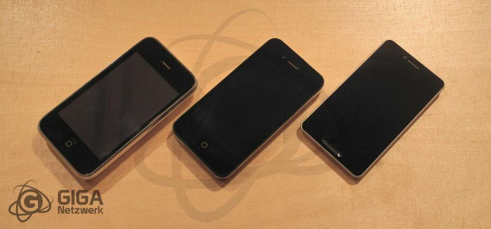 Fake que nos hace soñar con el iPhone5?!!!