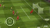 FIFA 12: iPhone wird Joypad und Bayern verliert gegen FCN