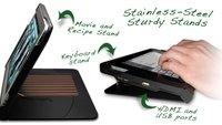 Allround-Solar-Hülle fürs iPad