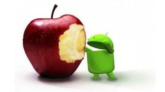 Absturzrate von Apps: Android zuverlässiger als iOS