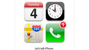 Apple-Event am Dienstag: Let's talk iPhone