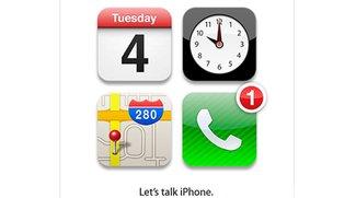 iPhone-Event: Die letzten Gerüchte vor der Präsentation