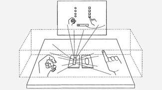 Apple-Patentantrag: Gesten-Steuerung und 3D für Apple TV