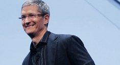 Konferenzschaltung: Tim Cook über iCloud- und Apple-TV-Zahlen und die Anobit-Übernahme