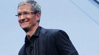 """Tim Cook: Rückläufige iPad-Verkaufszahlen nur """"ein Speed Bump"""""""