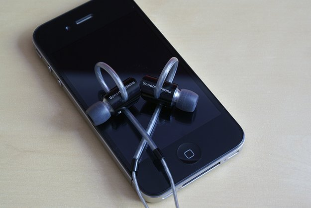 B&W C5 Hifi-In-Ear im Test: Schwer in Ordnung, das iPhone-Headset
