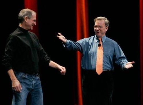 Steve Jobs der beste CEO in 100 Jahren