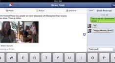 Apple und Facebook: iPad-App soll auf iPhone-Event starten