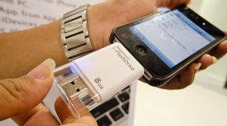 Speicher satt für iPad, iPhone und Mac