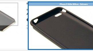 iPhone 5-Prototyp verloren, Schutzhülle bei Arktis