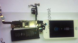 Spypics: Hochauflösende Fotos eines iPhone 4S mit Apple A5 Chip