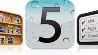 iOS 5.0.1: Update schafft mehr Probleme, als es löst