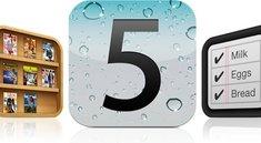 iOS 5.0.1: Einige Kunden dürfen Beta-Version testen - Support soll andere hinhalten