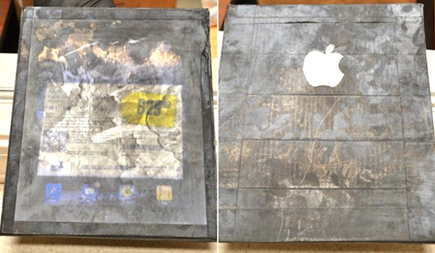 Pics of the Day: 180 Dollar für ein Stück Holz mit Apple-Logo