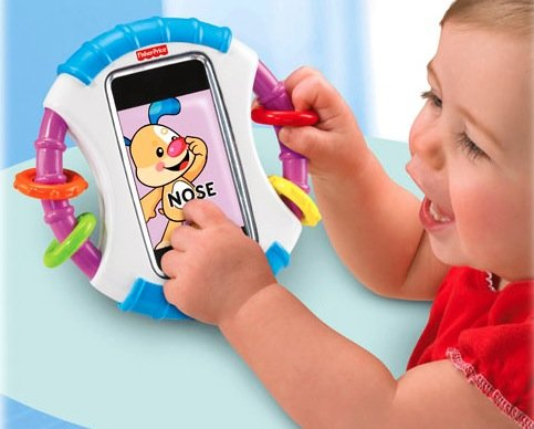 iPhone-Case von Fisher Price