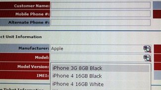 iPhone 4S: US-Mobilfunker AT&amp&#x3B;T listet neues iPhone-Modell